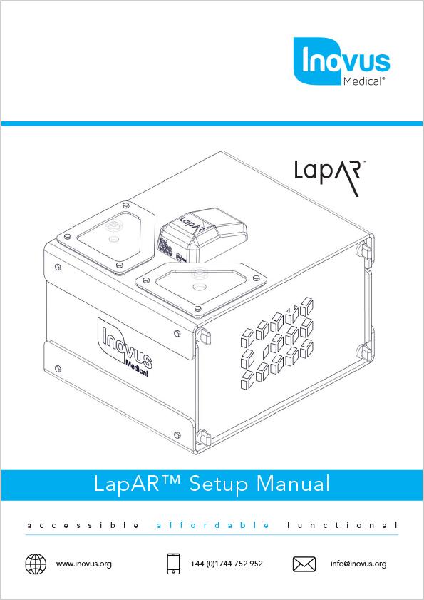 LapAR-Setup-Manual-2020